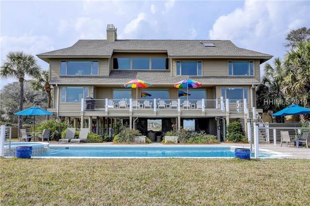 33 Sandpiper St, Hilton Head Island, SC 29928 (MLS #391691) :: The Coastal Living Team