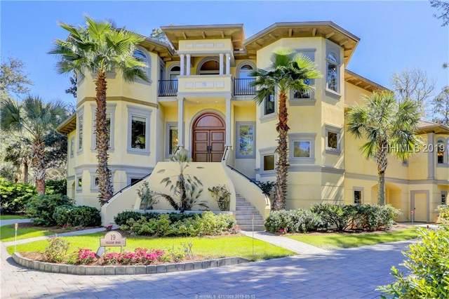 19 Pelican St, Hilton Head Island, SC 29928 (MLS #391692) :: Southern Lifestyle Properties