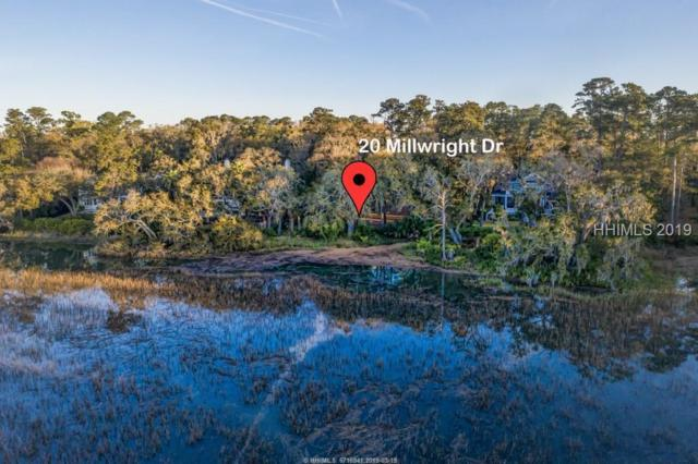 20 Millwright Drive, Hilton Head Island, SC 29926 (MLS #392097) :: RE/MAX Island Realty