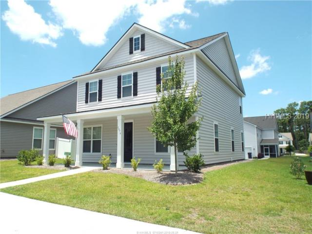 3876 Oyster Bluff Boulevard, Beaufort, SC 29907 (MLS #392214) :: Coastal Realty Group
