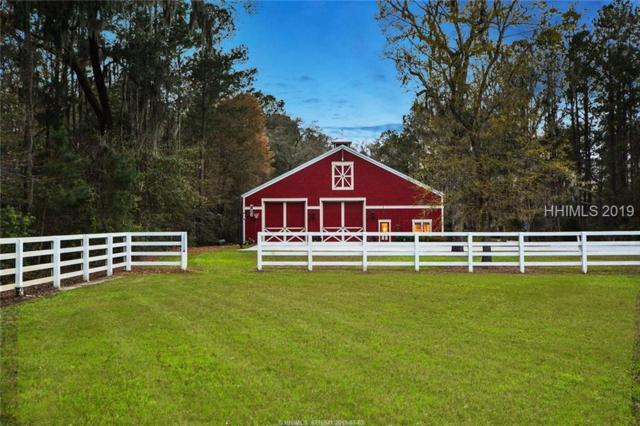 11 Rose Dhu Creek Plantation Dr, Bluffton, SC 29910 (MLS #392240) :: Beth Drake REALTOR®