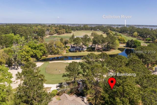 289 Bamberg Drive, Bluffton, SC 29910 (MLS #392305) :: Southern Lifestyle Properties