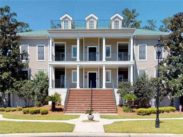 78 Crescent Point Drive 7B, Bluffton, SC 29910 (MLS #392612) :: The Alliance Group Realty