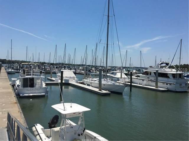 E-17 Waterway Lane, Hilton Head Island, SC 29926 (MLS #392674) :: Beth Drake REALTOR®