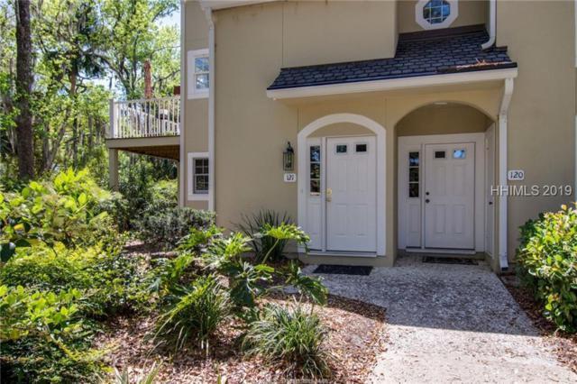 70 Shipyard Drive #121, Hilton Head Island, SC 29928 (MLS #392678) :: Southern Lifestyle Properties