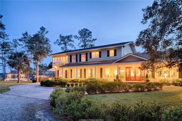 35 Linden Plantation Road, Bluffton, SC 29910 (MLS #393071) :: The Alliance Group Realty