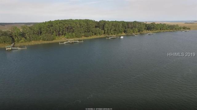 12 Jack Rowe Island Drive, Bluffton, SC 29910 (MLS #393717) :: The Coastal Living Team