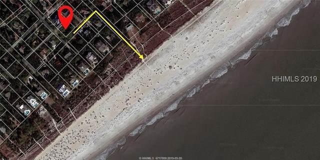 21 Ensis Road, Hilton Head Island, SC 29928 (MLS #393959) :: The Coastal Living Team