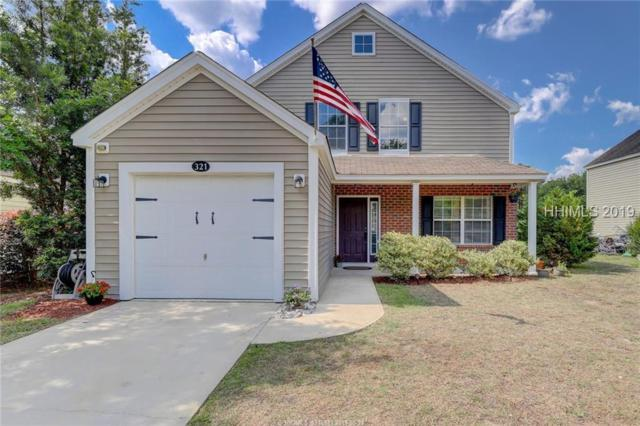 321 Cold Creek Pass, Bluffton, SC 29910 (MLS #394169) :: Collins Group Realty