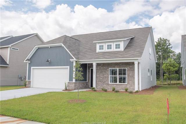 1295 Hearthstone Drive, Hardeeville, SC 29927 (MLS #394462) :: Collins Group Realty