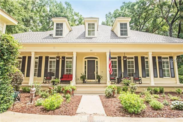 20 Belmeade Drive, Bluffton, SC 29910 (MLS #394539) :: RE/MAX Coastal Realty