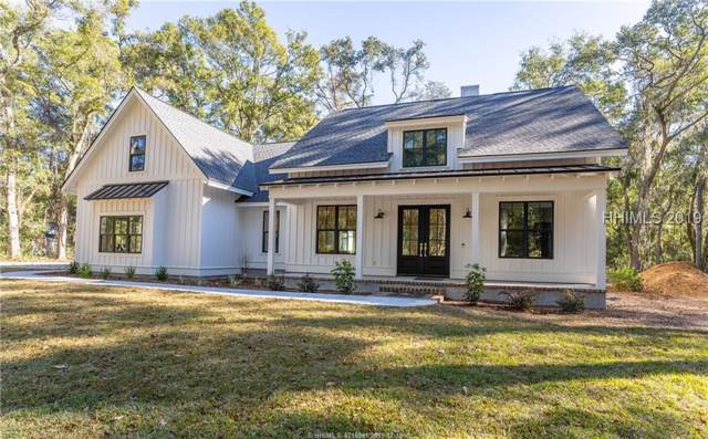 334 S Brickyard Point Road S, Beaufort, SC 29907 (MLS #394550) :: Collins Group Realty