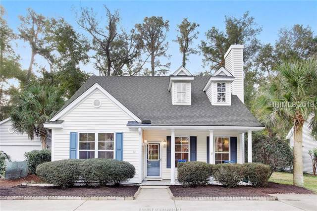 34 Timbercrest Circle, Hilton Head Island, SC 29926 (MLS #394660) :: The Alliance Group Realty