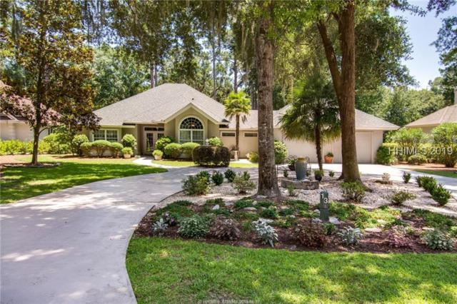 13 Belton Court, Hilton Head Island, SC 29926 (MLS #394750) :: The Alliance Group Realty