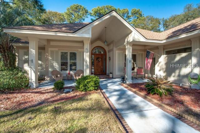 21 Primrose Lane, Hilton Head Island, SC 29926 (MLS #394823) :: RE/MAX Island Realty