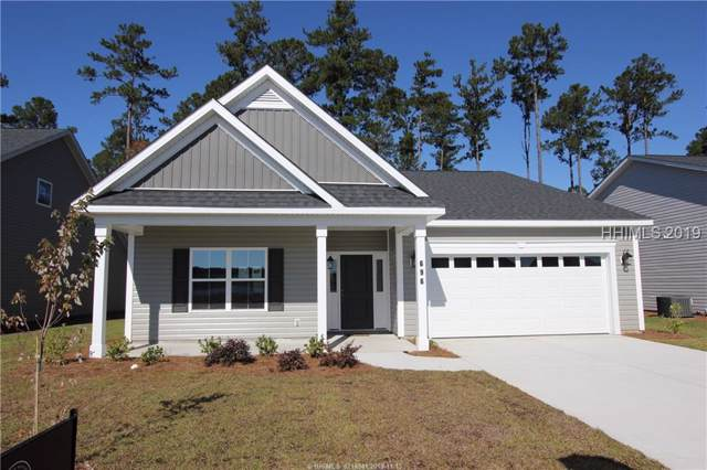 696 Fort Sullivan Drive, Hardeeville, SC 29927 (MLS #394998) :: Collins Group Realty