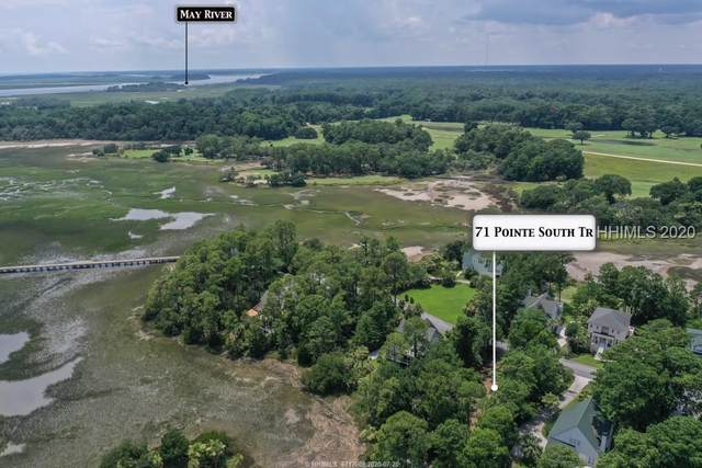 71 Pointe South Trace, Bluffton, SC 29910 (MLS #395163) :: Southern Lifestyle Properties