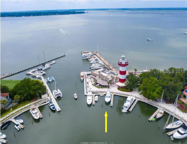 3 Harbour Town Yacht Basin, Hilton Head Island, SC 29928 (MLS #395278) :: RE/MAX Island Realty