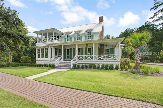 602 Old Moreland Road, Bluffton, SC 29910 (MLS #395348) :: Southern Lifestyle Properties