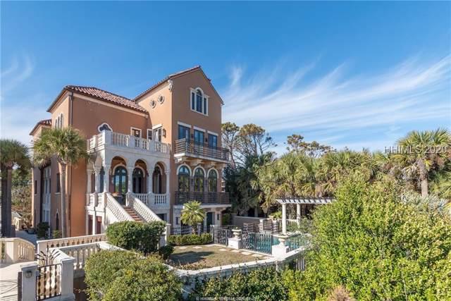 3 Stella Del Mare Manor, Hilton Head Island, SC 29928 (MLS #395413) :: The Coastal Living Team