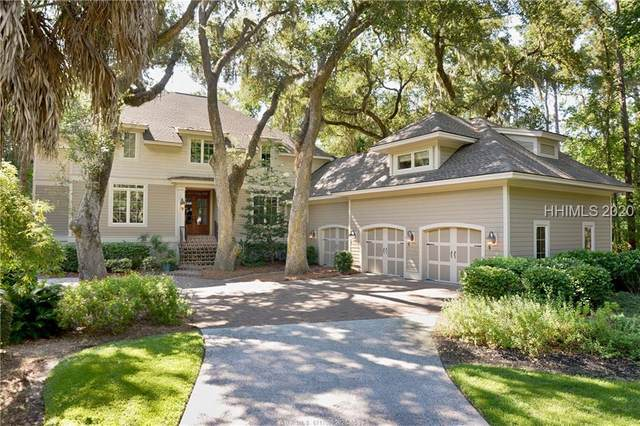 61 Heritage Road, Hilton Head Island, SC 29928 (MLS #395729) :: Coastal Realty Group