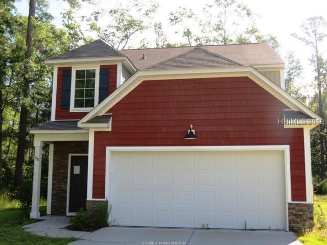256 Turkey Oak Drive, Bluffton, SC 29910 (MLS #395733) :: RE/MAX Island Realty