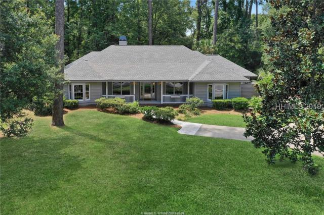 236 Callawassie Drive, Okatie, SC 29909 (MLS #395738) :: Collins Group Realty