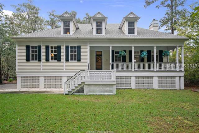 1 Oxen Ln, Bluffton, SC 29910 (MLS #396280) :: Collins Group Realty
