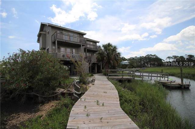 5 Marsh Creek Cove, Tybee Island, GA 31328 (MLS #396325) :: RE/MAX Island Realty