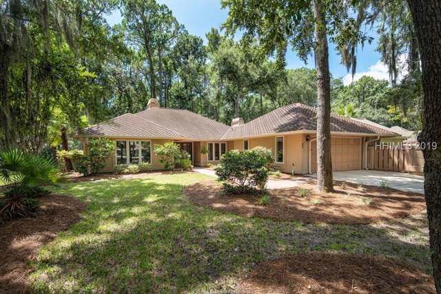 10 Crooked Pond Drive, Hilton Head Island, SC 29926 (MLS #396421) :: The Coastal Living Team