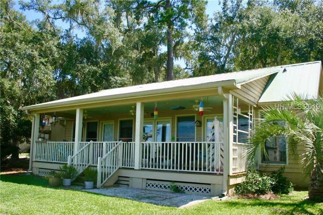 416 Palm Key Place, Ridgeland, SC 29936 (MLS #396430) :: Coastal Realty Group