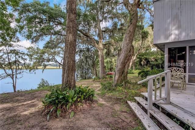 90 Big Bluff Road, Bluffton, SC 29910 (MLS #396438) :: Southern Lifestyle Properties