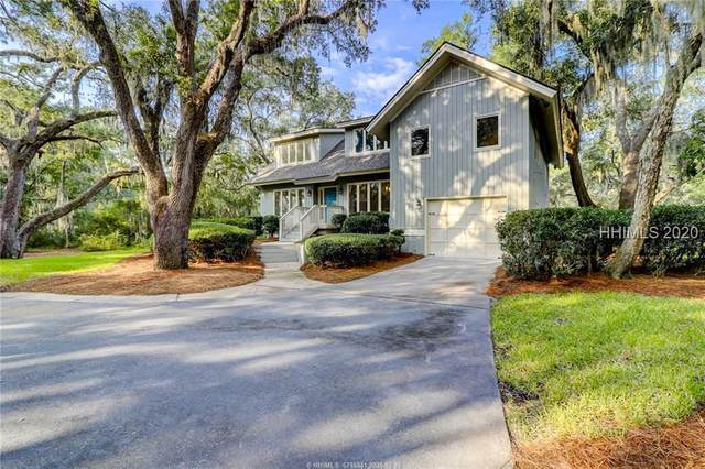 25 Bateau Road, Hilton Head Island, SC 29928 (MLS #396469) :: The Coastal Living Team