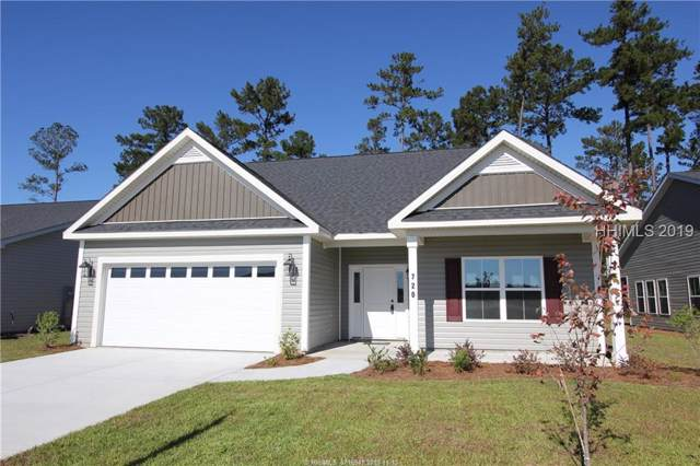 720 Fort Sullivan Drive, Hardeeville, SC 29927 (MLS #396548) :: Collins Group Realty