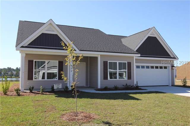 523 Fort Sullivan Drive, Hardeeville, SC 29927 (MLS #396614) :: Collins Group Realty