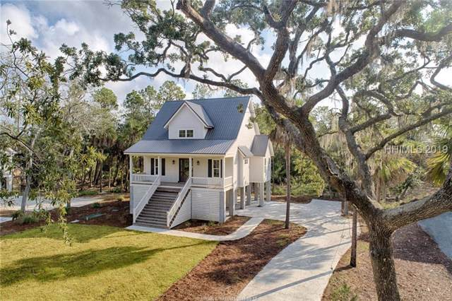 7 Palmetto Point Drive, Bluffton, SC 29910 (MLS #396657) :: The Alliance Group Realty
