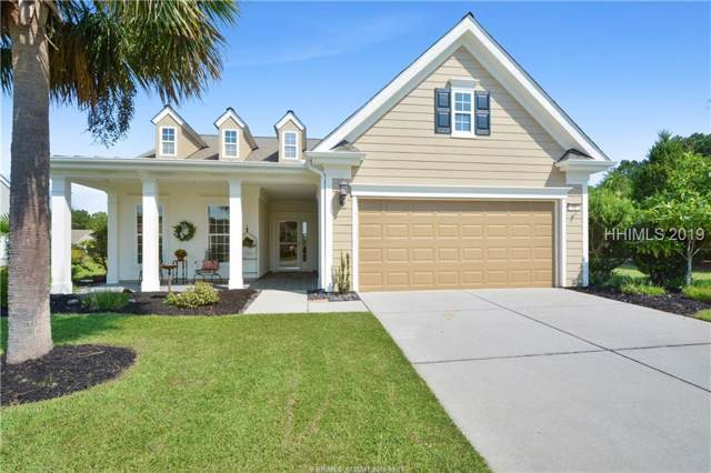 11 Cypress Vine Court, Bluffton, SC 29910 (MLS #396701) :: The Alliance Group Realty