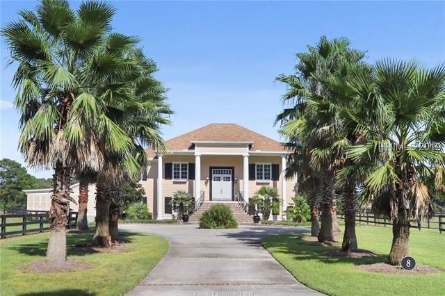 8 Ghost Pony Road, Bluffton, SC 29910 (MLS #396916) :: RE/MAX Island Realty