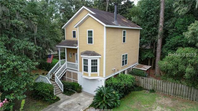 8 Alljoy Road, Bluffton, SC 29910 (MLS #396982) :: The Coastal Living Team