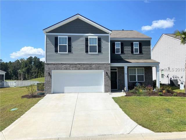 106 Horizon Trail, Bluffton, SC 29910 (MLS #397057) :: The Alliance Group Realty