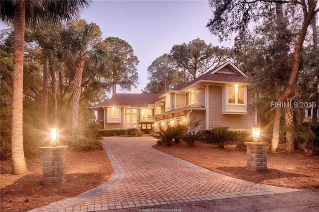 18 Bald Eagle Road, Hilton Head Island, SC 29928 (MLS #397168) :: Coastal Realty Group
