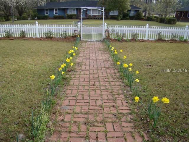 661 W Pine Street, Varnville, SC 29944 (MLS #397221) :: RE/MAX Island Realty