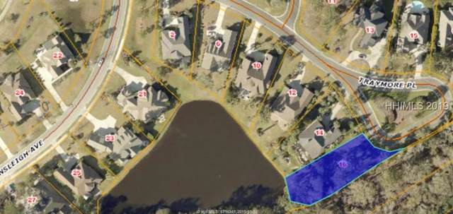 16 Traymore Place, Bluffton, SC 29910 (MLS #397280) :: RE/MAX Coastal Realty