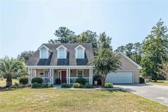 6 Long Lake Drive, Bluffton, SC 29910 (MLS #397285) :: Southern Lifestyle Properties
