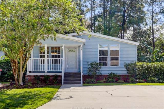 10 Pine Forest Drive, Bluffton, SC 29910 (MLS #397314) :: The Coastal Living Team