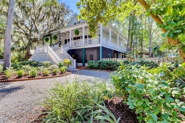 32 Lawrence Street, Bluffton, SC 29910 (MLS #397338) :: The Alliance Group Realty