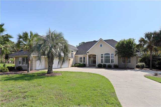 57 Magnolia Blossom Drive, Bluffton, SC 29910 (MLS #397356) :: RE/MAX Coastal Realty