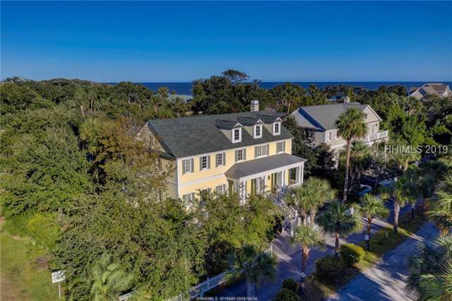 1 Roadrunner Lane, Hilton Head Island, SC 29928 (MLS #397525) :: The Coastal Living Team