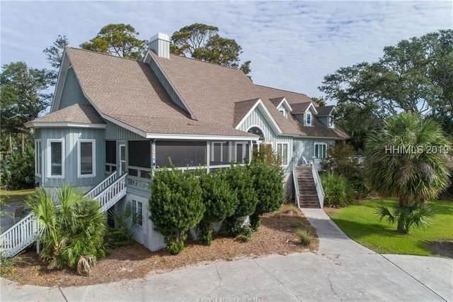 101 Ocean Point Drive, Fripp Island, SC 29920 (MLS #397616) :: Hilton Head Dot Real Estate