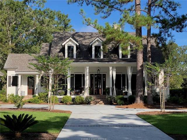 5 Old Oak Road, Bluffton, SC 29909 (MLS #397684) :: The Alliance Group Realty